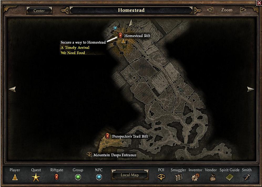 Titan Quest - Lexikon - Grim Dawn Guide