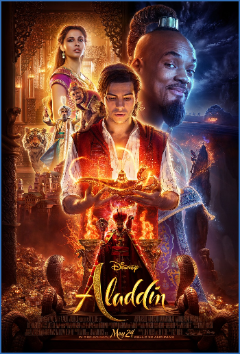 Aladdin 2019 BluRay 1080p DD+7 1 x264-PRoDJi