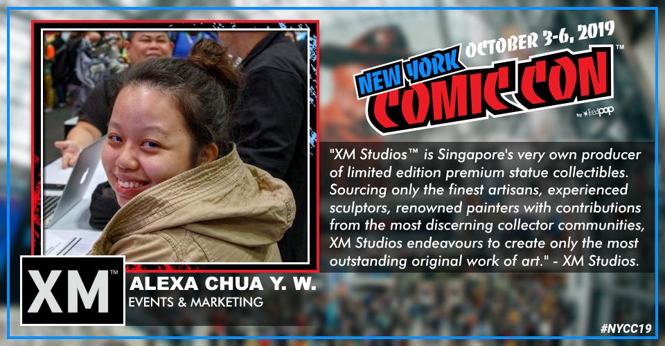 XM Studios: Coverage New York Comic Con 2019 - October 3rd to 6th  Alexanyccfbjdh