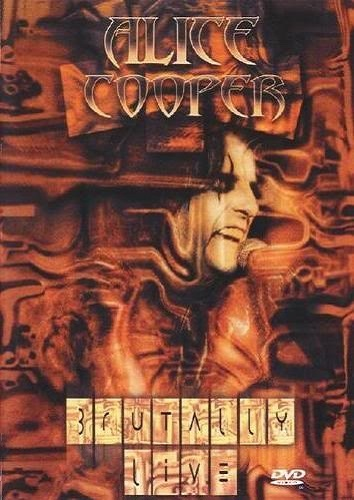 Alice Cooper - Brutally Live (2000) [DVDRip]