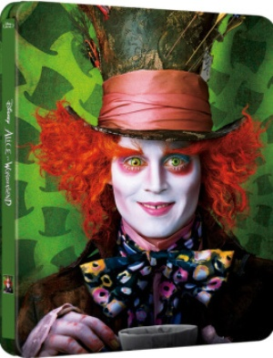 Alice in Wonderland (2010) Full Blu Ray DTS HDMA AVC