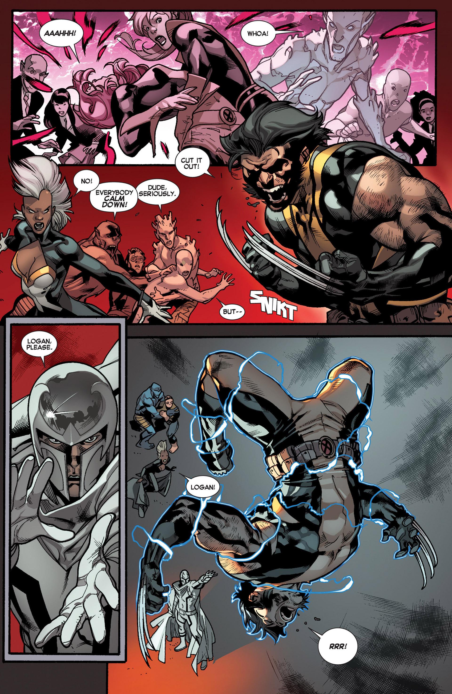 All New X Men 11