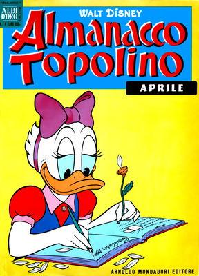 Almanacco Topolino 64 - Aprile 1962
