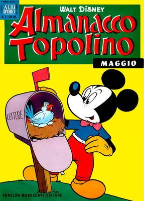 Almanacco Topolino 65 - Maggio 1962