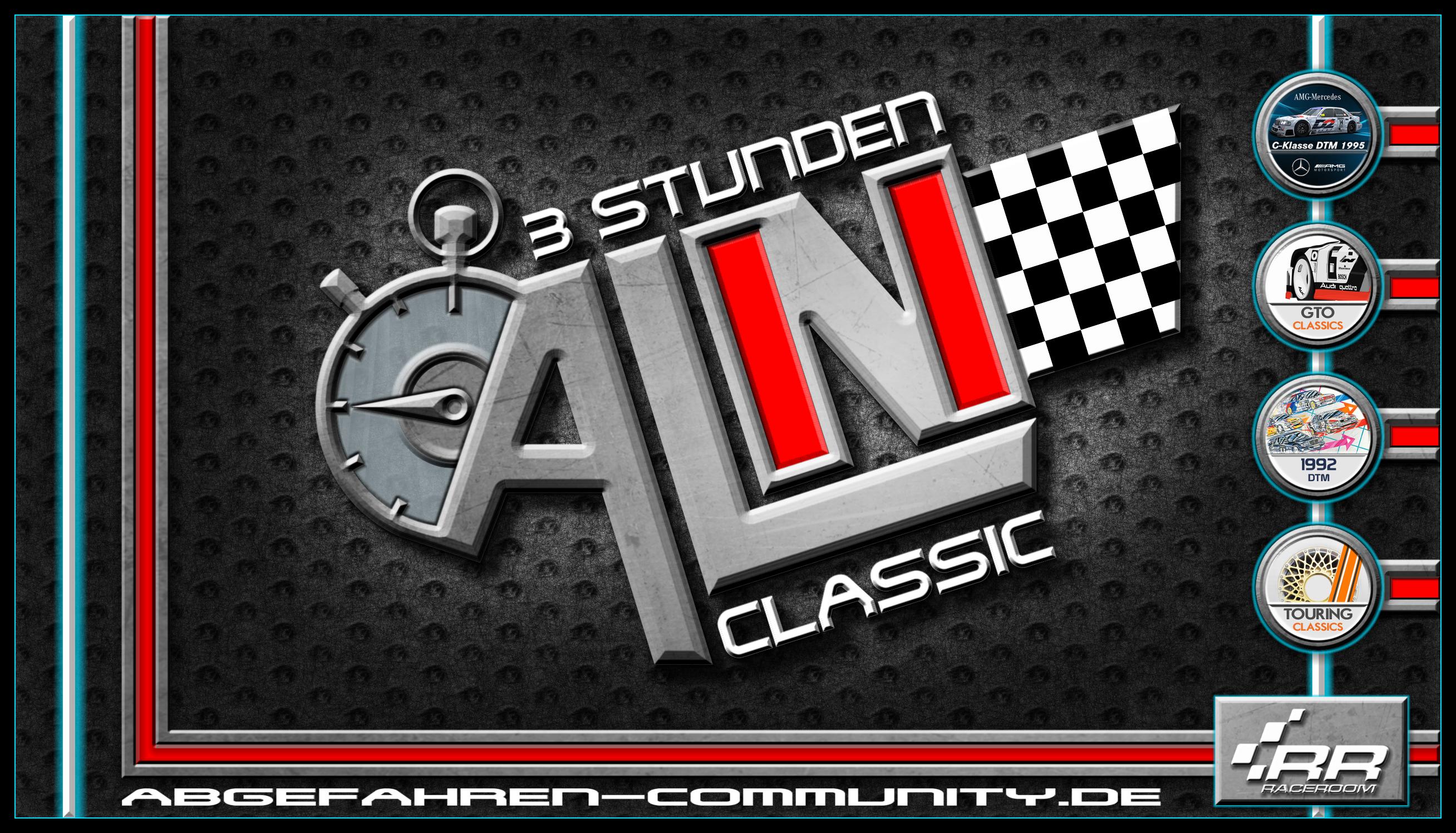 R3E - Anmeldung ALN-CLASSIC