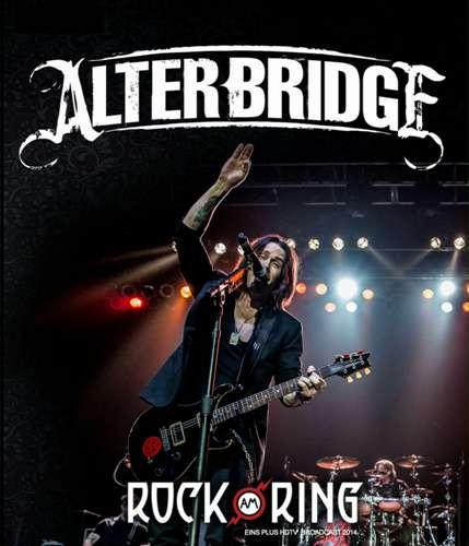 Alter Bridge - Rock am Ring 2014