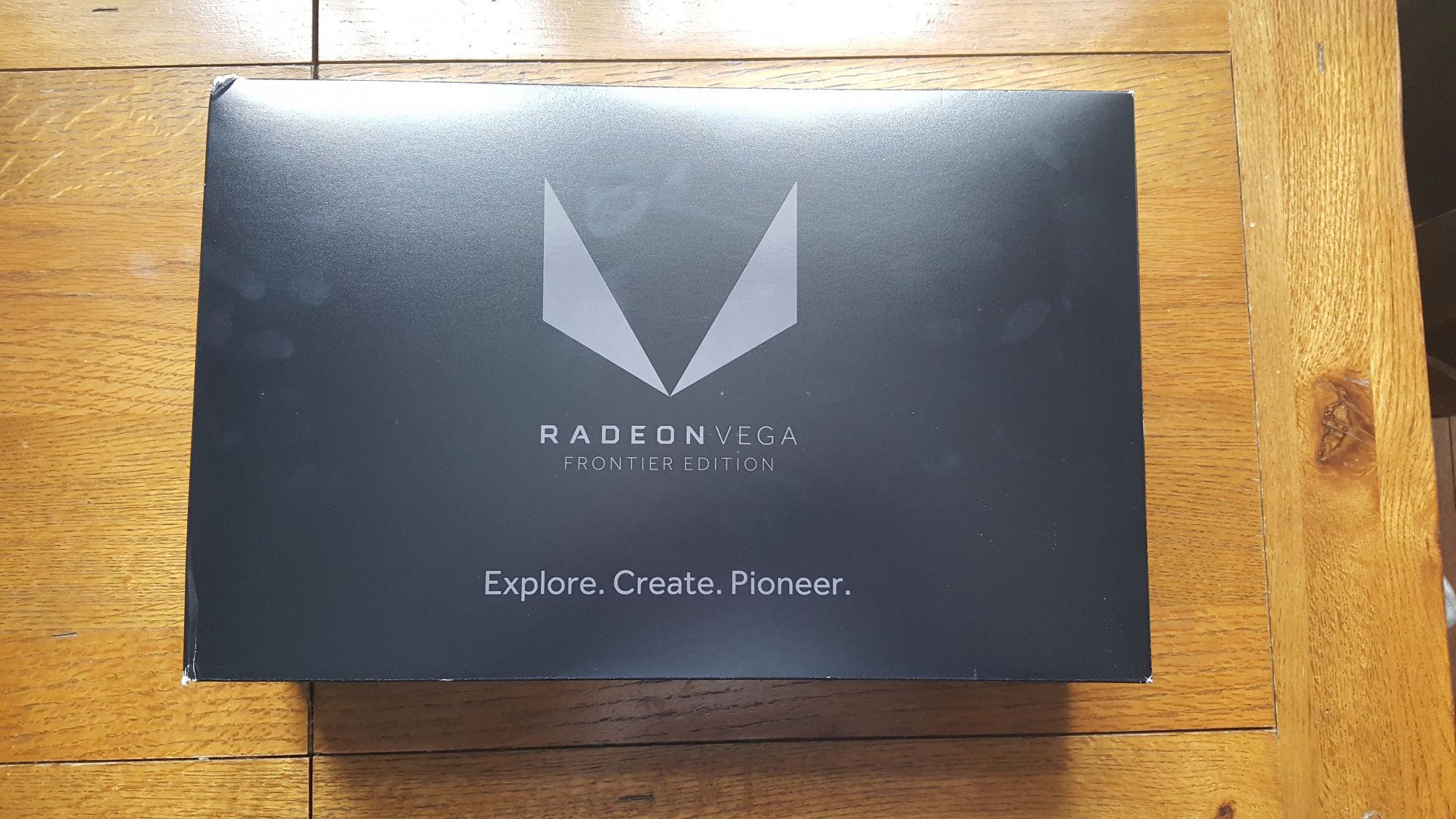 Radeon Vega FE má výkon mezi GTX 1070-1080