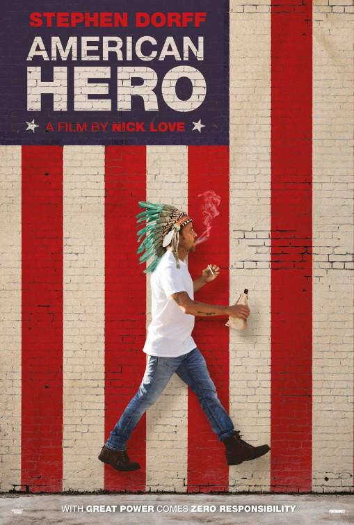 Zoraki Kahraman – American Hero (2015) Film İndir