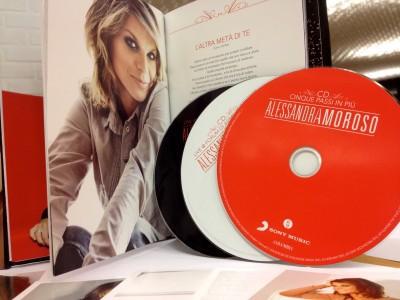 Alessandra Amoroso - Discografia (2009-2016).Mp3 - 320Kbps