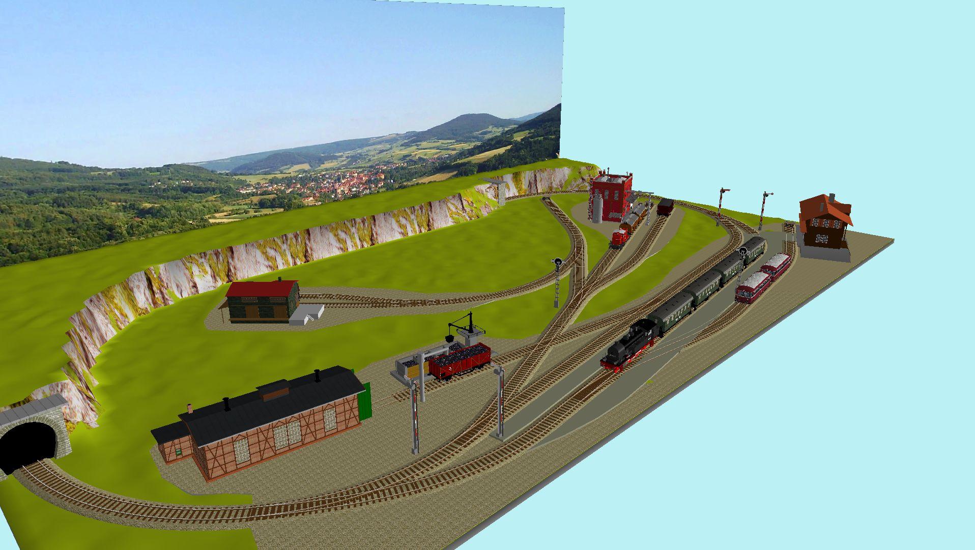 'ALBA Modellbahnpraxis' Band 1, Plan 5 Amp-1_5_02ak24