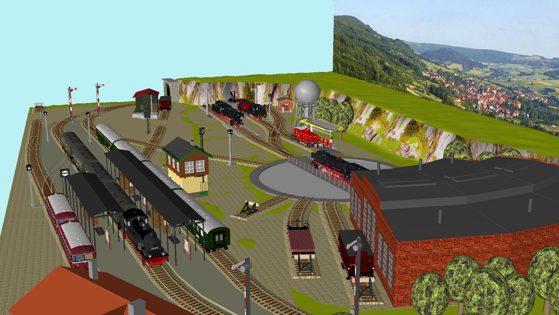 'ALBA Modellbahnpraxis' Band 1, Plan 5 Amp-1_5_bw_55cj71
