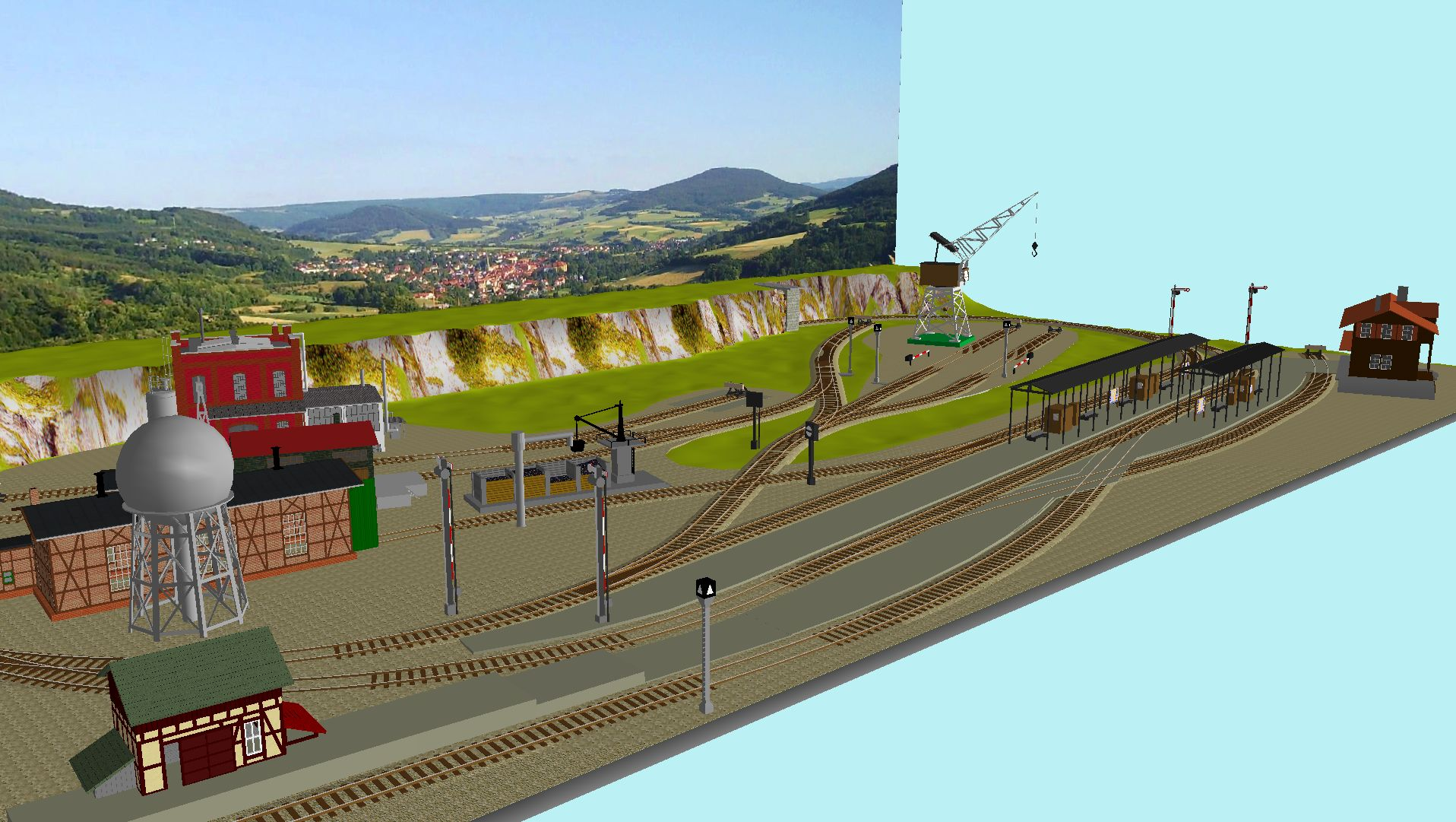 'ALBA Modellbahnpraxis' Band 1, Plan 5 Amp-1_5_c-gleis_freil35jdg