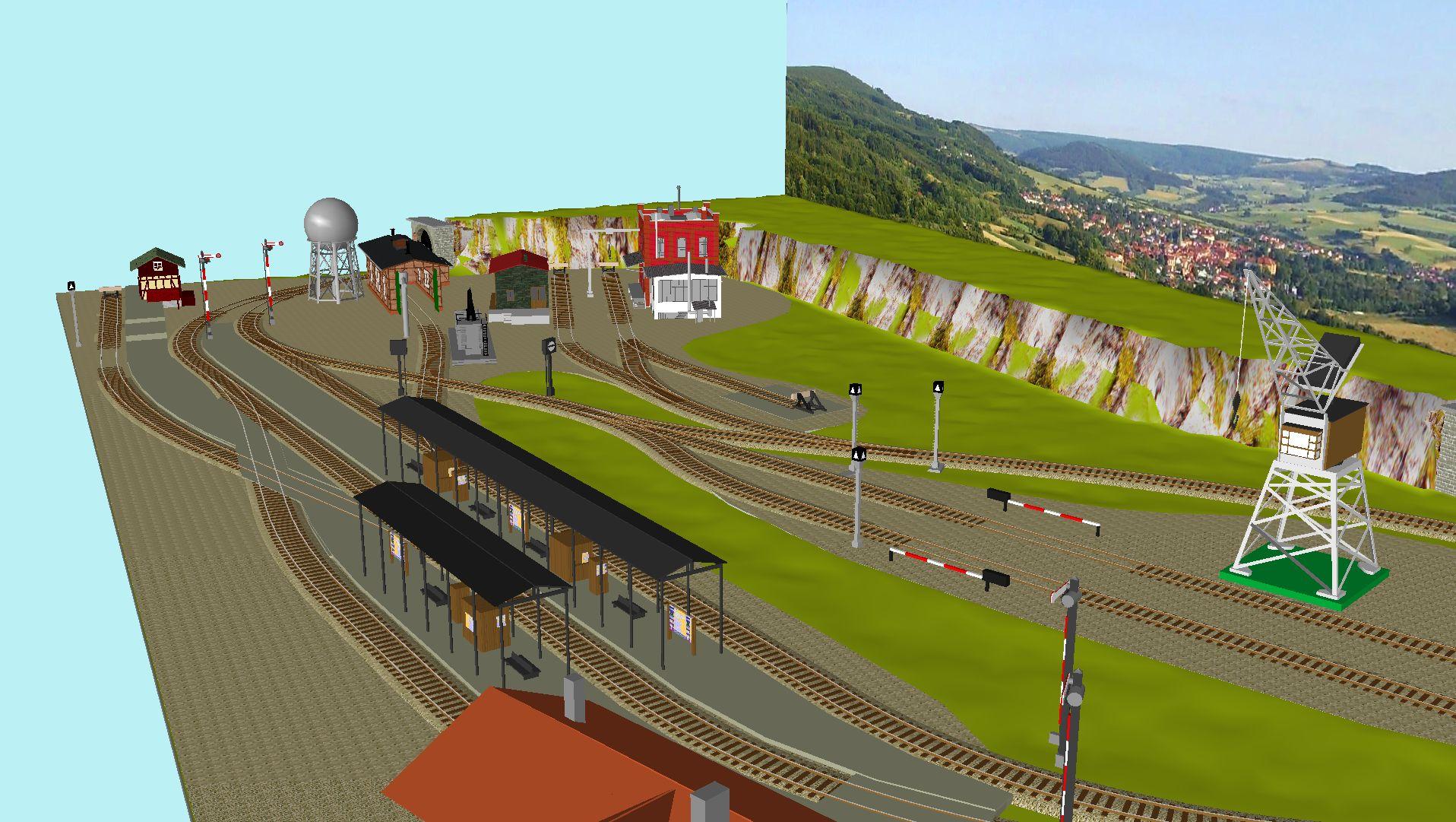 'ALBA Modellbahnpraxis' Band 1, Plan 5 Amp-1_5_c-gleis_freilmjkkf