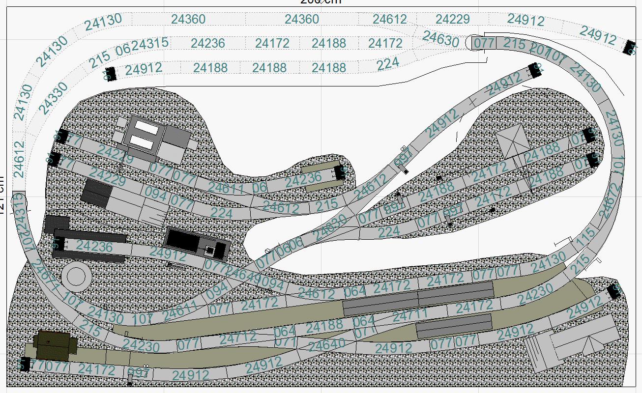 'ALBA Modellbahnpraxis' Band 1, Plan 5 Amp-1_5_c-gleis_freilr1k4b