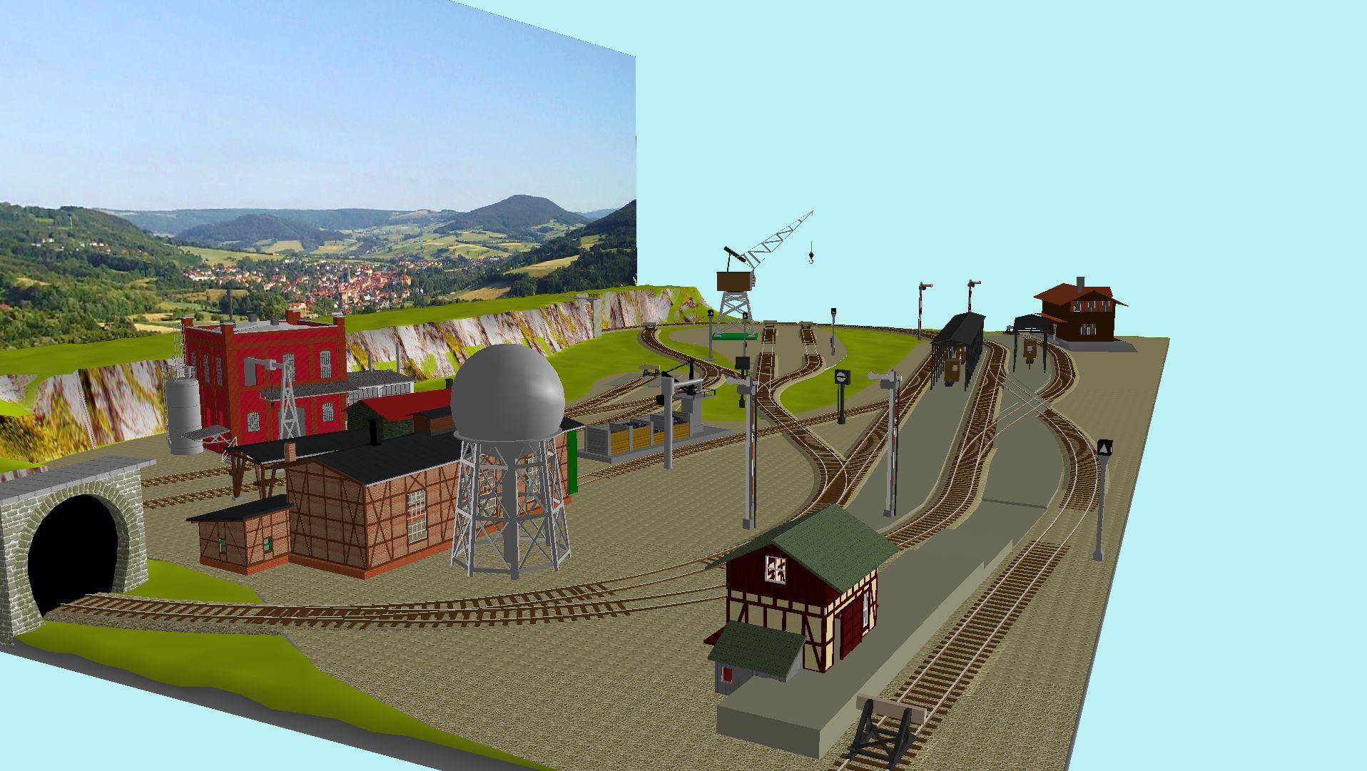 'ALBA Modellbahnpraxis' Band 1, Plan 5 Amp-1_5_c-gleis_freilthkr0