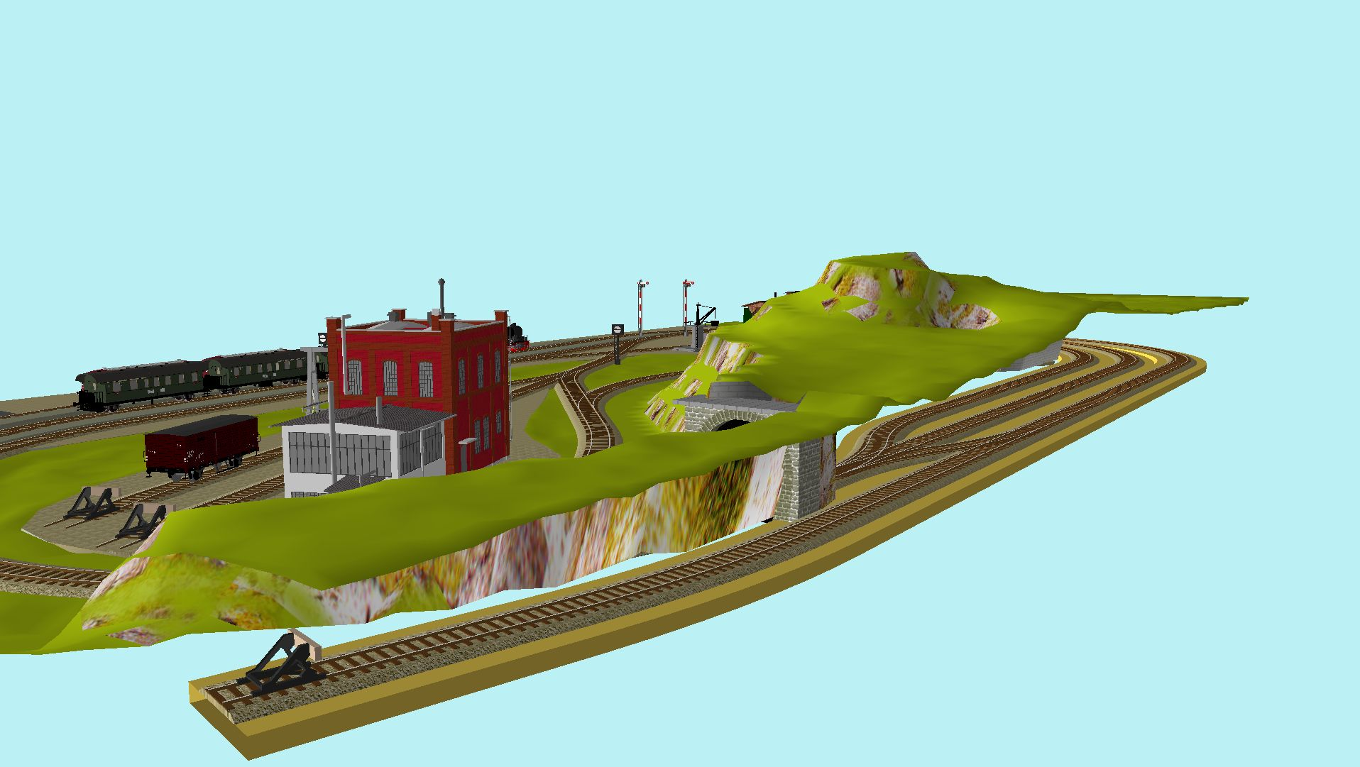 'ALBA Modellbahnpraxis' Band 1, Plan 5 Amp-1_5_k-gleis_sb_1gyj3o