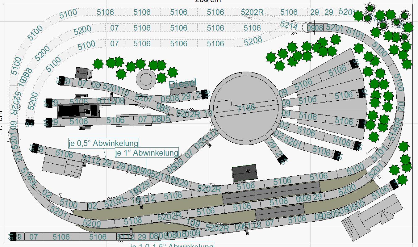 'ALBA Modellbahnpraxis' Band 1, Plan 5 Amp-1_5_m-gleis_bwg0jyl
