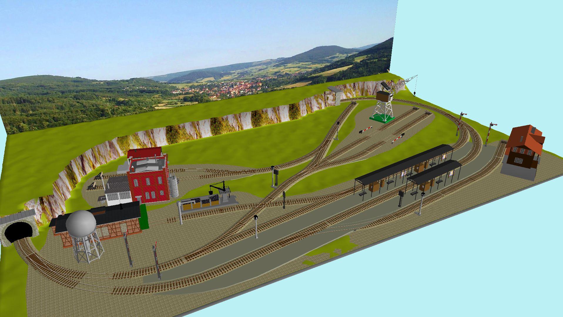 'ALBA Modellbahnpraxis' Band 1, Plan 5 Amp-1_5_m-gleis_jrg_0pekcb