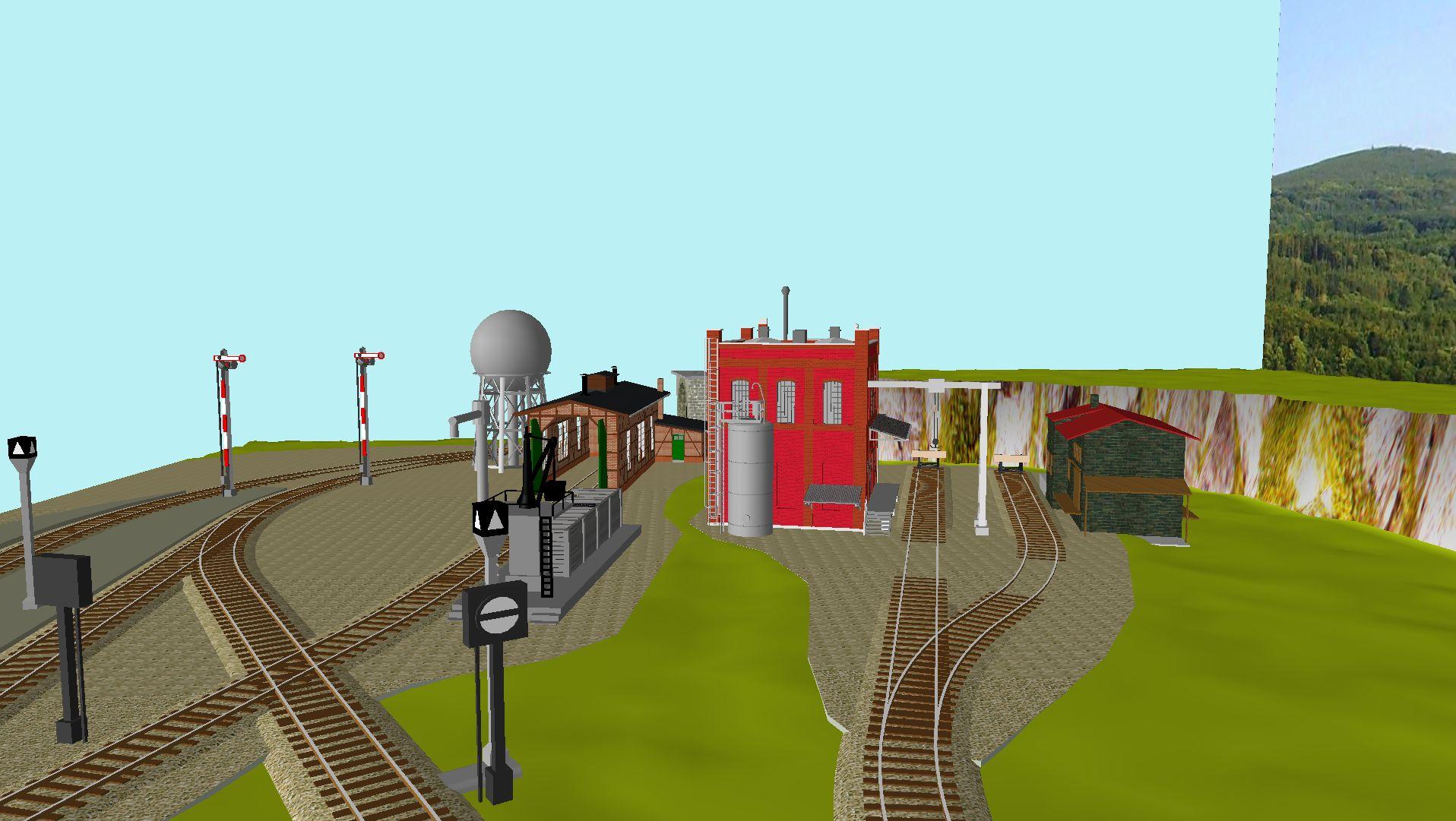 'ALBA Modellbahnpraxis' Band 1, Plan 5 Amp-1_5_m-gleis_jrg_5n5kyv