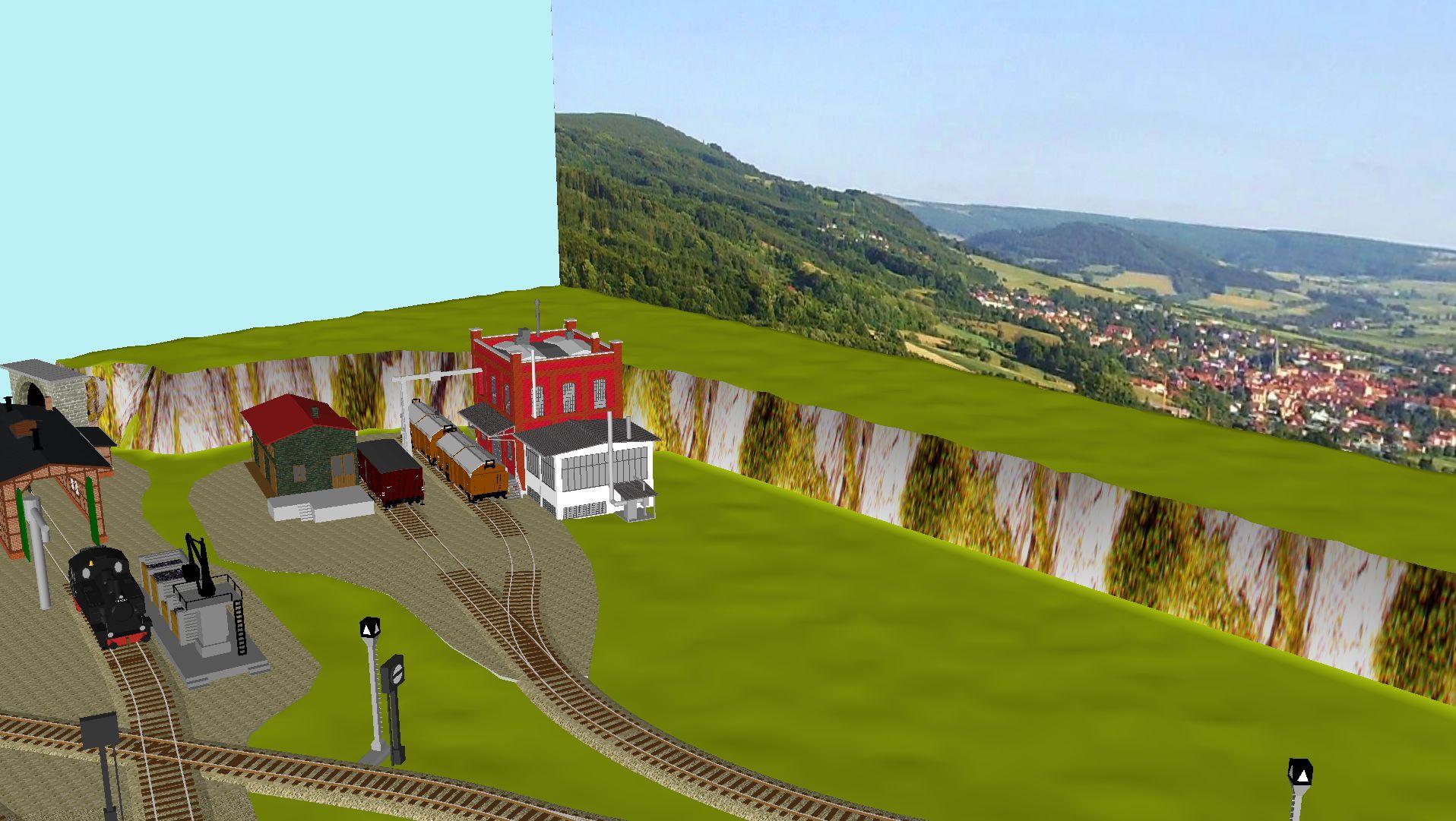 'ALBA Modellbahnpraxis' Band 1, Plan 5 Amp-1_5_m-gleis_jrg_aupkqi