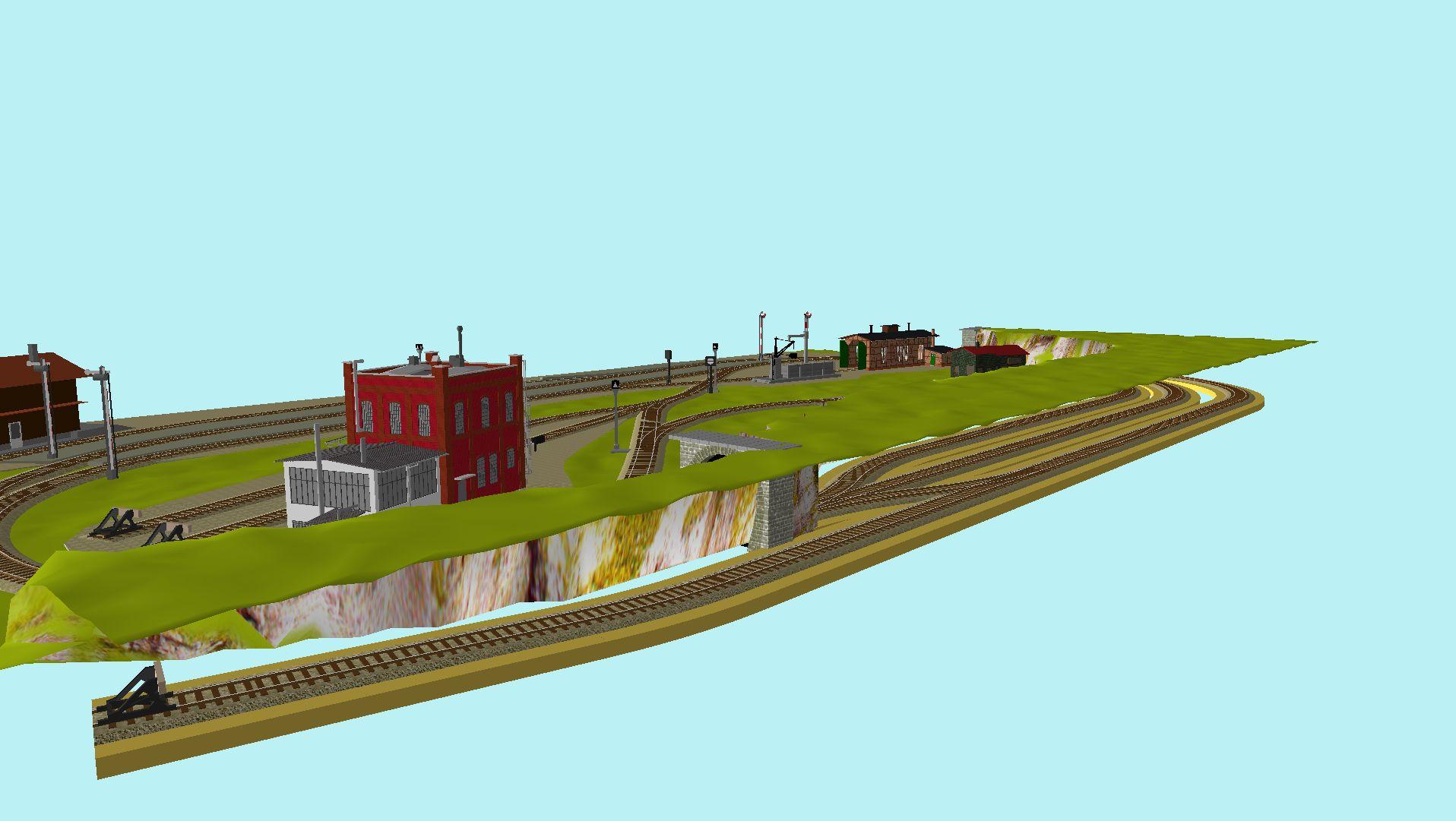 'ALBA Modellbahnpraxis' Band 1, Plan 5 Amp-1_5_m-gleis_sb_1cnkzl