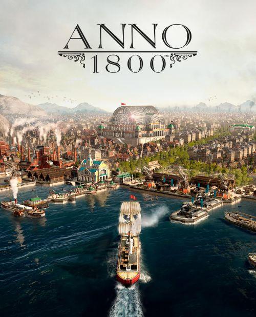 Anno 1800 Complete Edition (2019) ALIEN REPACK / Polska wersja językowa
