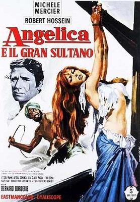 Angelica e Il Gran Sultano (1968) HDTV 720P ITA AC3 x264 mkv