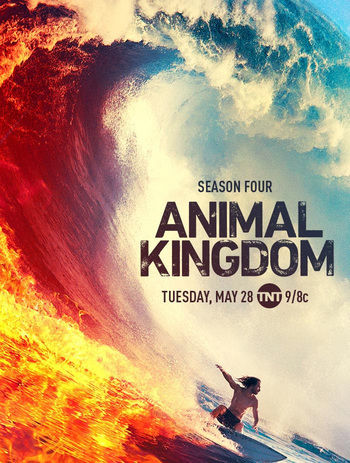 Animal Kingdom Us S05E03 1080p WEBRIP x264-Cakes
