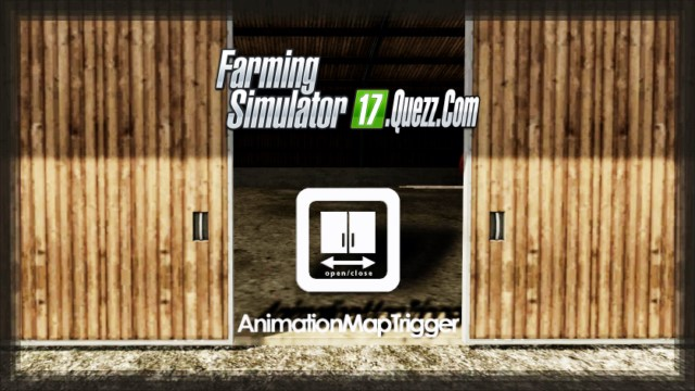 Animation Map Trigger V 1 1 Fs17 Farming Simulator 19