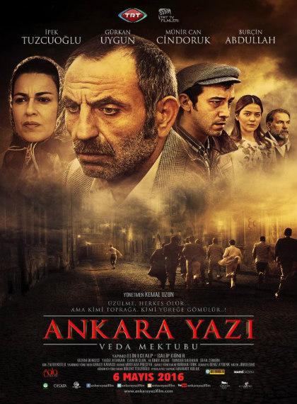 Ankara Yazı Veda Mektubu 2016 hd yerli film indir