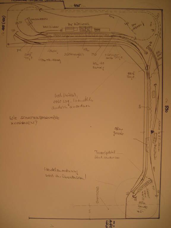 gleisplan in h0 und h0m eine anlage nach schweizer. Black Bedroom Furniture Sets. Home Design Ideas