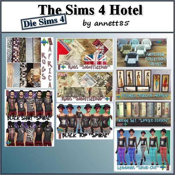 Update Von The Sims 4 Hotel