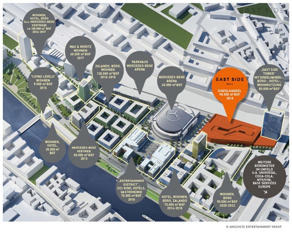 hochhaus an pariser kommune ostbahnhof 118m berliner architektur urbanistik. Black Bedroom Furniture Sets. Home Design Ideas