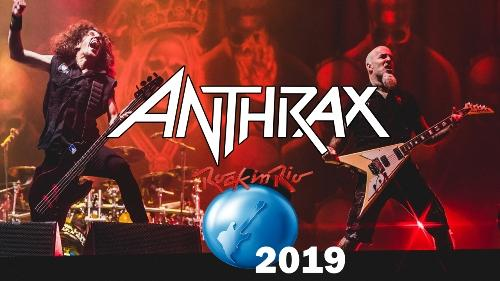 Anthrax - Rock in Rio (2019)