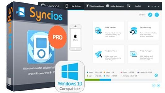 download Anvsoft.SynciOS.Data.Recovery.v2.0.4