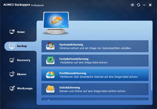 download AOMEI Backupper v4.6.0  Professional-Technician-Technician Plus-Server
