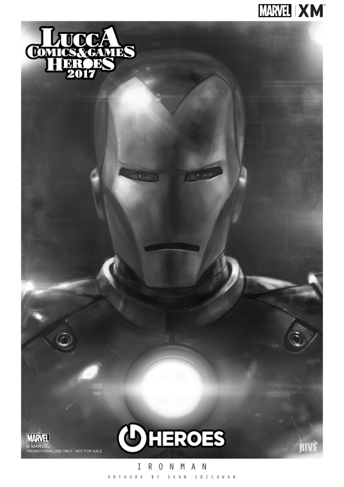XM Studios: Italy Lucca Comics & Games 2017 - November 01-05 Apimz9jgt