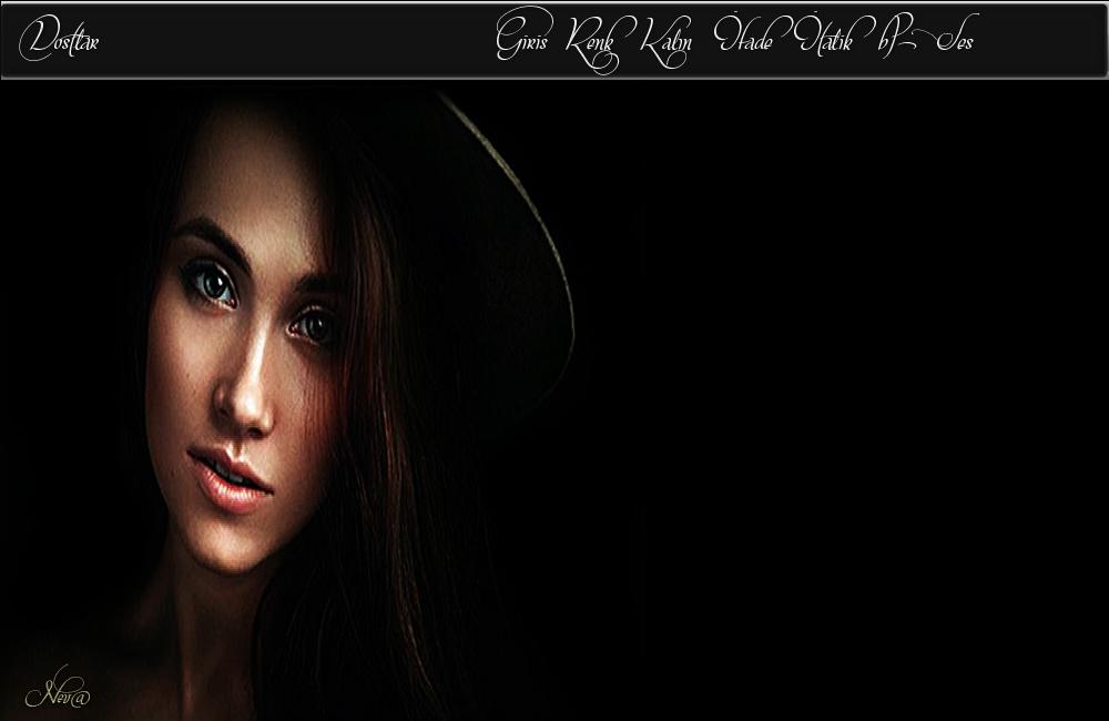 Şapkalı Kız Radyo Tema