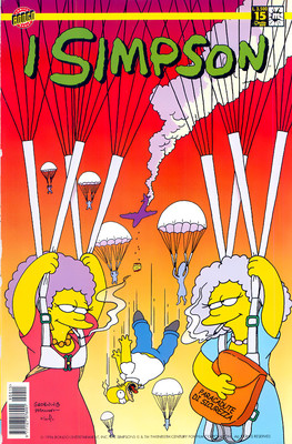 I Simpson 015 - Macchia Nera (1999-07)