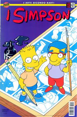 I Simpson 012 (Macchia Nera 1999-04)