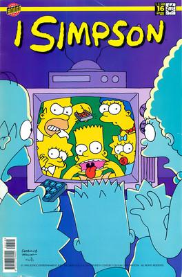 I Simpson 016 (Macchia Nera 1999-08)