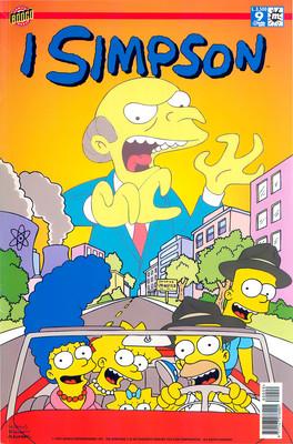 I Simpson 009 (Macchia Nera 1999-01)
