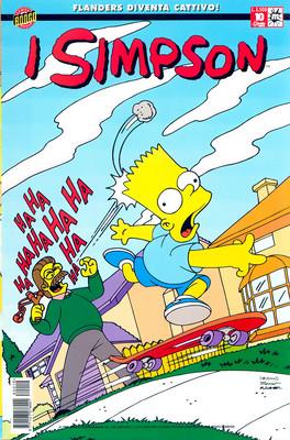I Simpson 010 (Macchia Nera 1999-02)