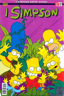 I Simpson 011 (Macchia Nera 1999-03)