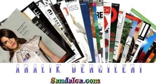 Dergi Paketi – Aralık 2020 Tüm Dergileri PDF indir