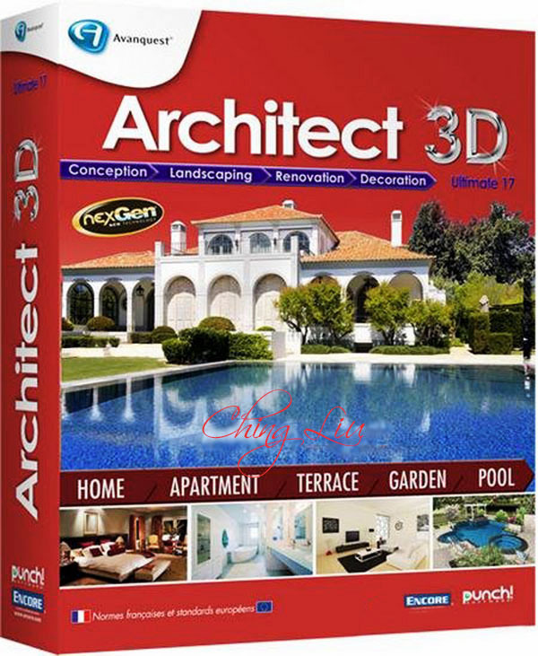 Download Architect 3D ULTIMATE 17.5.1.1000 (Serial-ECZ