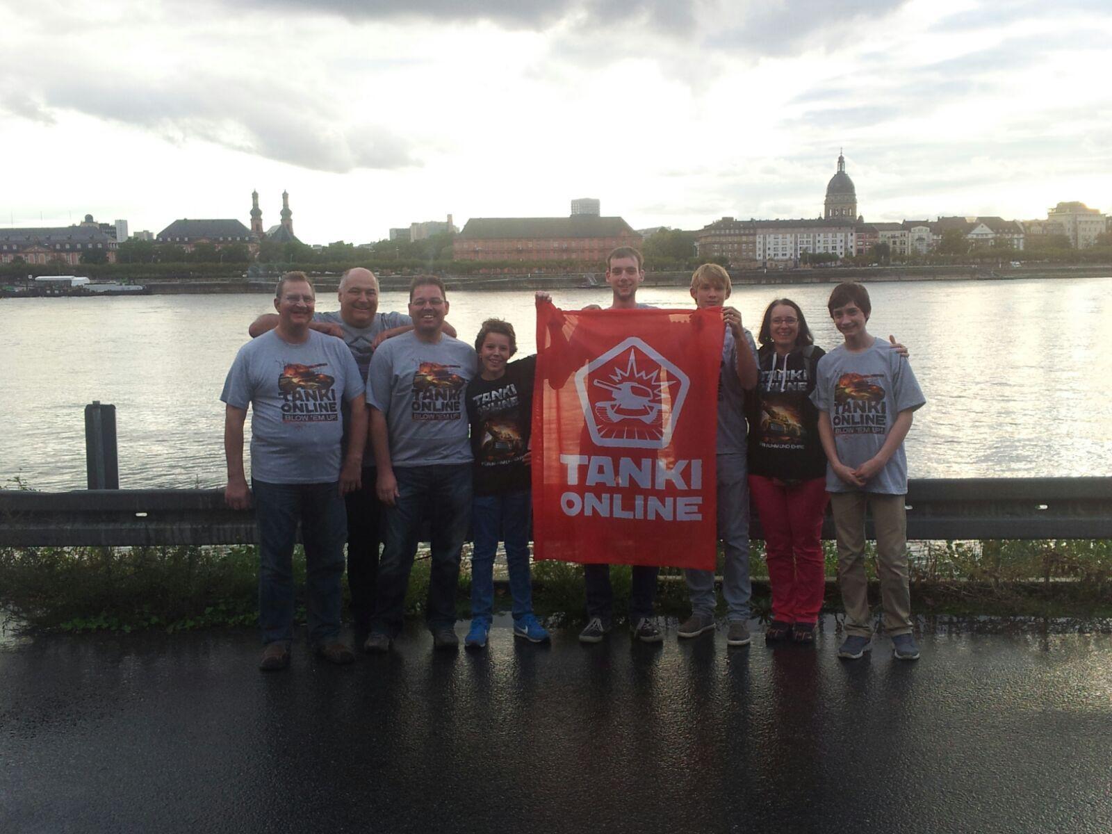 tanki online treffen Ludwigshafen am Rhein