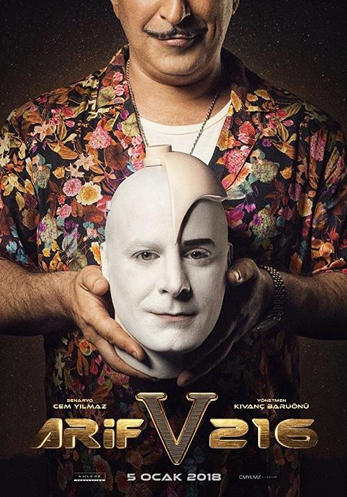 Arif v 216 (2018) Film İndir