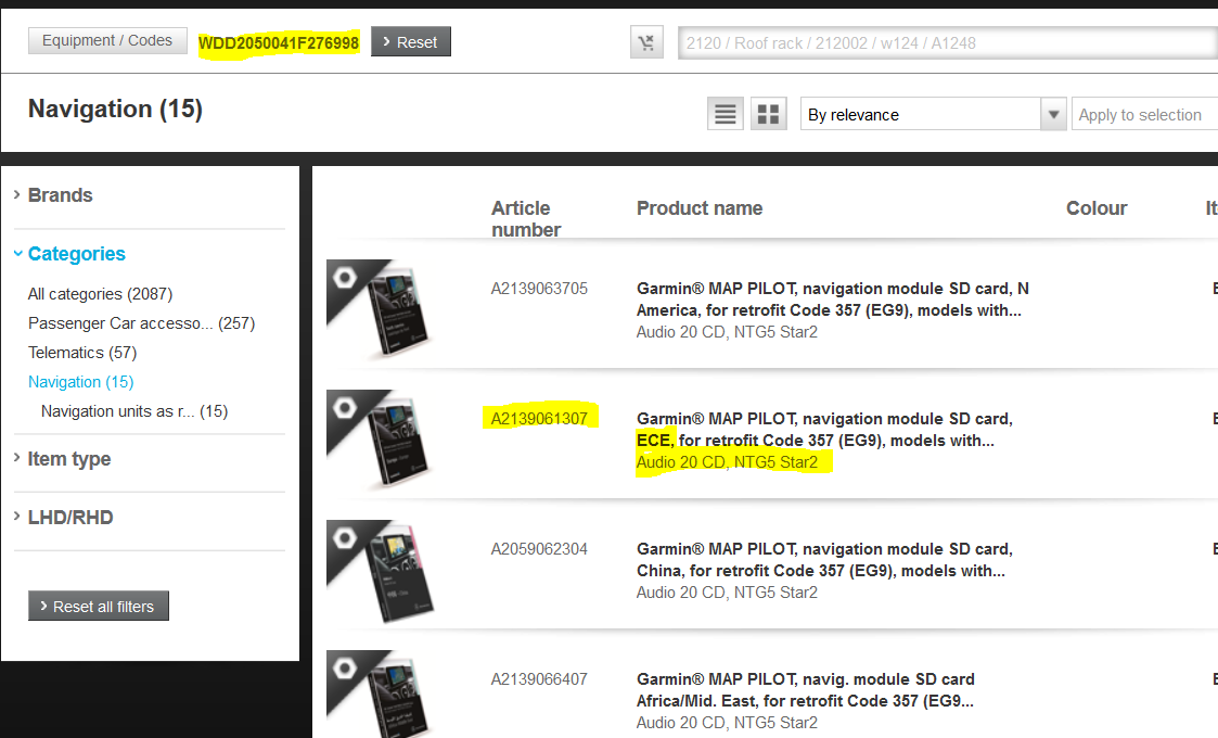 Garmin Map Pilot Europe - FREE Update from Mercedes-Benz - Page 11