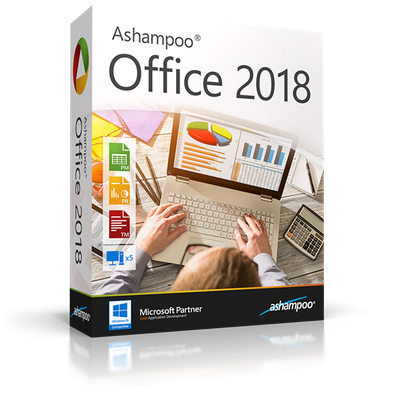 : Ashampoo Office Professional 2018 Rev 927.0308